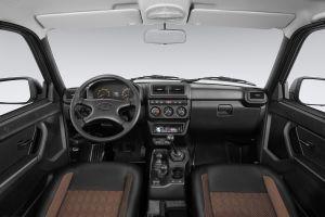 Обновленная Lada 4x4 (Нива) поступила в продажу: от 553 900 рублей