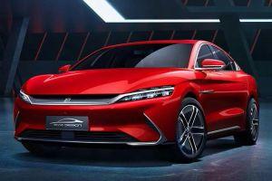 BYD готовит новую модель, которая бросит вызов Tesla Model S