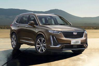 В России скоро начнутся продажи кроссовера Cadillac XT6 (разрешительный документ уже есть)
