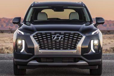 Hyundai зарегистрировал в России свой самый большой кроссовер