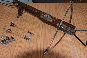 Во Владивостоке потенциальный покупатель ранил продавца Land Cruiser из арбалета