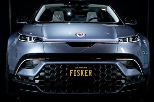 Озвучены впечатляющие характеристики электрического кроссовера Fisker Ocean