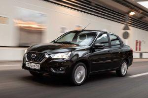 Седан Datsun on-DO обновили: от 500 000 рублей