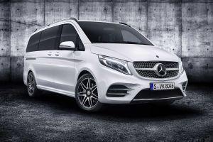 Mercedes-Benz V-Class попали под отзыв в России: выстреливают пластиковыми элементами салона