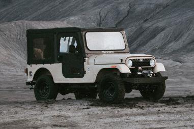 Американские власти еще не определились — копируют индийцы Jeep или нет