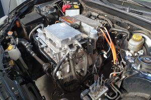 Toyota GT86 оснастили электромотором от Nissan Leaf: динамика впечатляет
