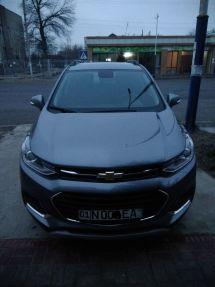 Chevrolet Tracker, 2019