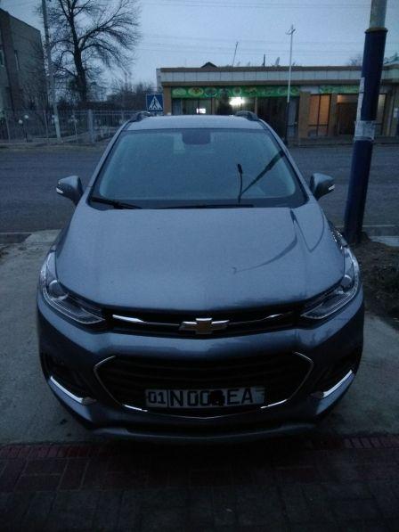 Chevrolet Tracker 2019 - отзыв владельца