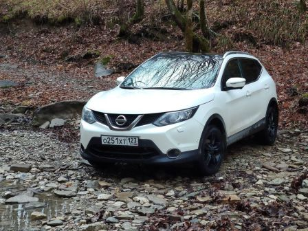 Nissan Qashqai 2014 - отзыв владельца