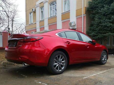 Mazda Mazda6 2019 - отзыв владельца