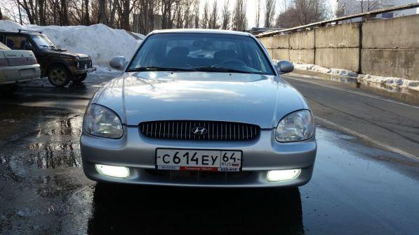 Hyundai Sonata 2000 - отзыв владельца