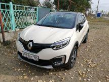 Отзыв о Renault Kaptur, 2019 отзыв владельца