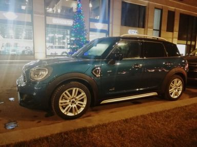 Mini Countryman, 2019