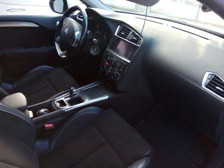 Citroen C4 2013 - отзыв владельца