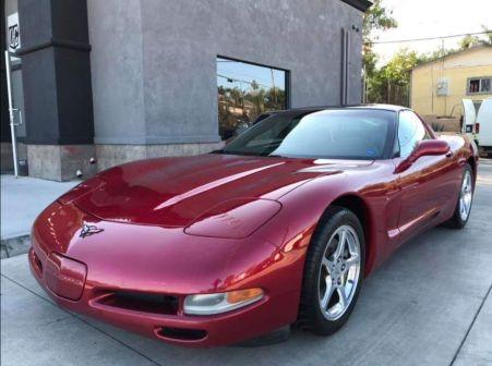 Chevrolet Corvette 2004 - отзыв владельца