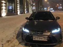 Отзыв о Toyota Corolla, 2019 отзыв владельца