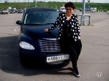 Chrysler PT Cruiser 2005 - отзыв владельца