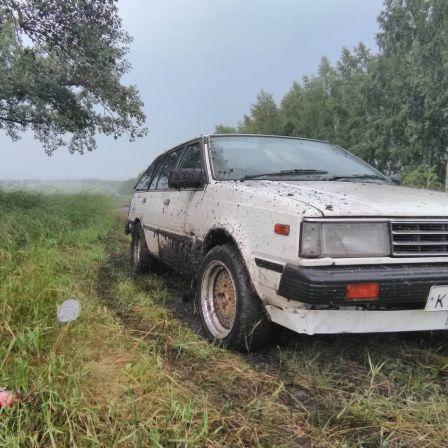Nissan Sunny California 1984 - отзыв владельца