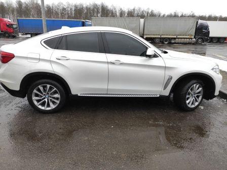 BMW X6 2019 - отзыв владельца