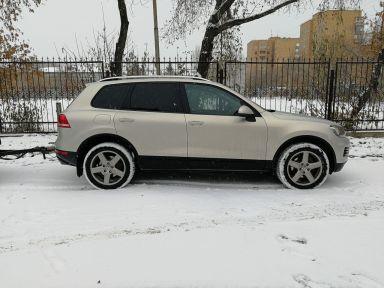Volkswagen Touareg 2011 отзыв автора | Дата публикации 08.01.2020.