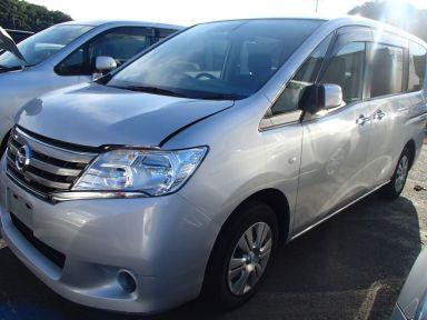 Nissan Serena, 2012