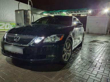 Lexus GS300 2008 отзыв автора | Дата публикации 07.01.2020.