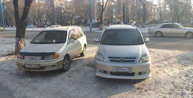 Toyota Ipsum 1998 отзыв автора | Дата публикации 07.01.2020.