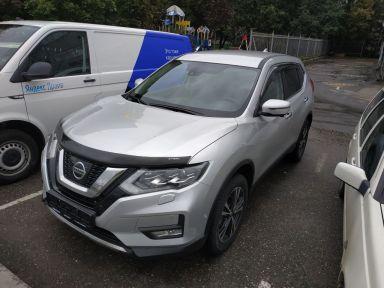 Nissan X-Trail 2019 отзыв автора | Дата публикации 08.01.2020.