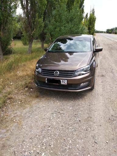 Volkswagen Polo, 2016