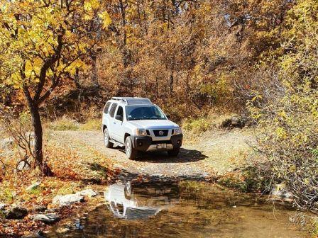 Nissan Xterra 2012 - отзыв владельца