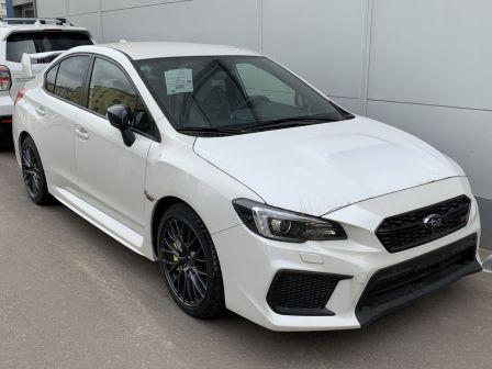 Subaru Impreza WRX STI 2018 - отзыв владельца