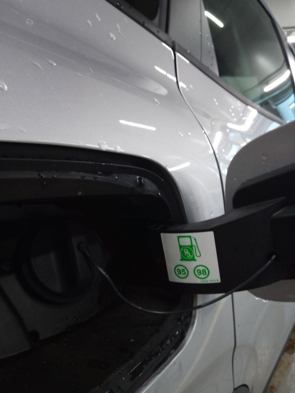 Бензин не менее 95-го!