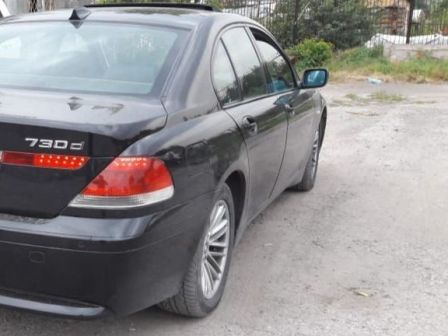BMW 7-Series 2004 - отзыв владельца