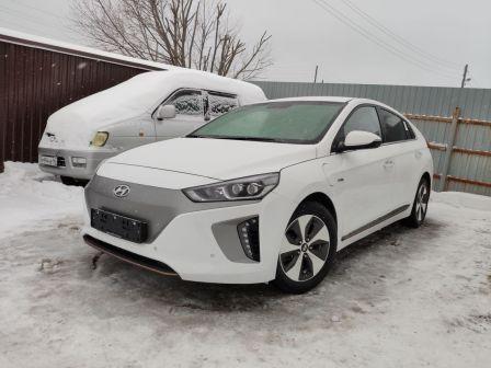 Hyundai Ioniq 2016 - отзыв владельца