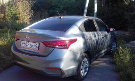 Отзыв о Hyundai Solaris, 2017 отзыв владельца