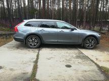 Отзыв о Volvo V90, 2018 отзыв владельца