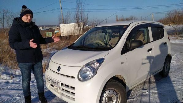 Suzuki Alto 2011 - отзыв владельца