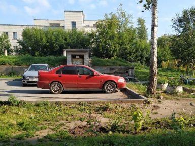 Volvo S40, 2002