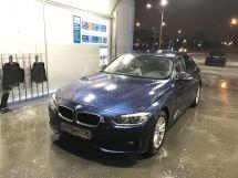 Отзыв о BMW 3-Series, 2016 отзыв владельца
