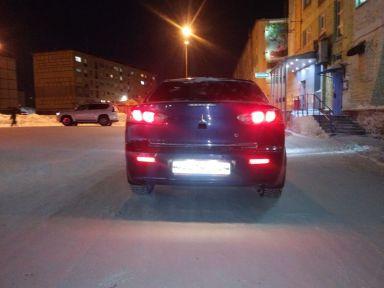 Mitsubishi Lancer 2010 отзыв автора | Дата публикации 27.01.2020.