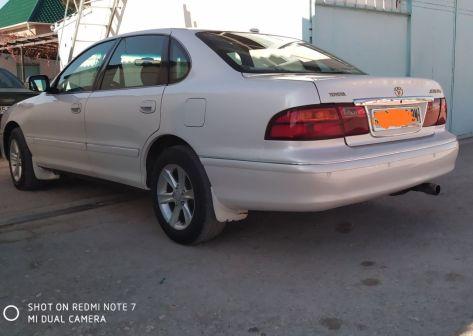 Toyota Avalon 1997 - отзыв владельца