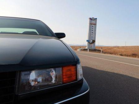 Cadillac Seville 1995 - отзыв владельца