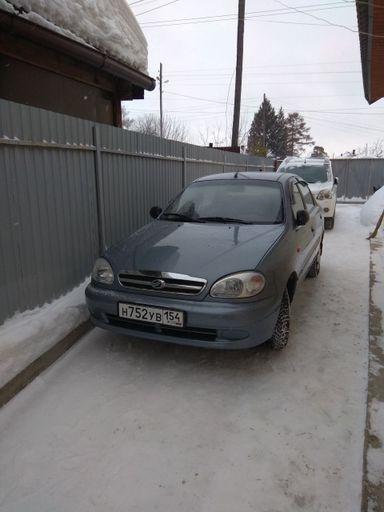 ЗАЗ Шанс, 2009