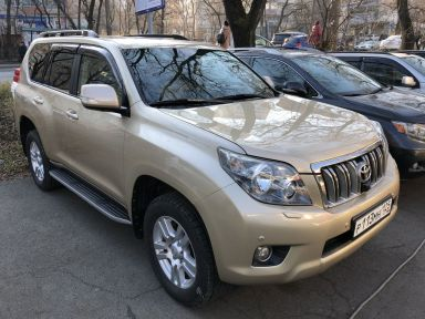 Toyota Land Cruiser Prado, 2011