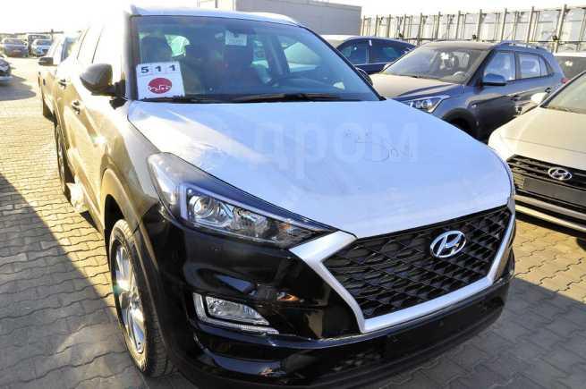 Hyundai Tucson, 2019 год, 1 904 000 руб.