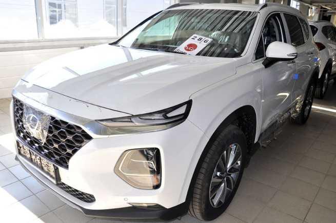 Hyundai Santa Fe, 2019 год, 2 879 000 руб.
