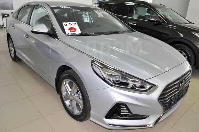 Hyundai Sonata, 2019 год, 1 695 000 руб.