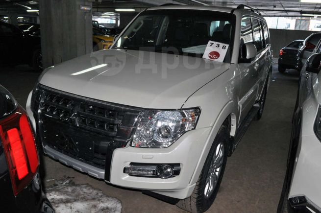 Mitsubishi Pajero, 2019 год, 3 150 000 руб.