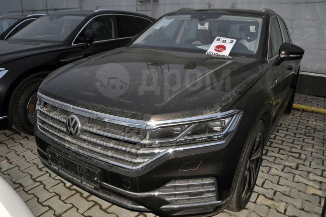 Volkswagen Touareg, 2018 год, 4 841 000 руб.