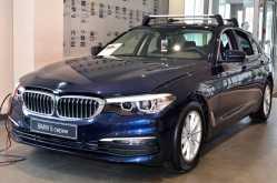 Москва BMW 5-Series 2019